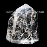 Natural Rutilated Crystal Towers
