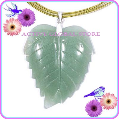 Natural Green Aventurine Crystal
