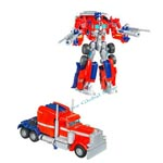 Hasbro Transformers Movie 1- 2007 First Strike Optimus Prime Autobot Allspark Power Action Figure Toy Gift