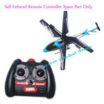 New 3.5 Channel Remote Control i-Helicopter 2-In-1 & Helicopter-Infrared Control Transmitter Spare Part