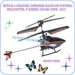 4-Channel RC Helicopters