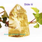 Natural Citrine Crystal Quartz Stone - History / Legend & Metaphysical Spirit Healing & Gemstone Information