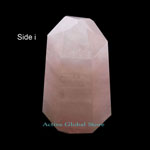 Natural Iced Rose Crystal Stone