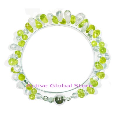 Natural Peridot Crystal Stone - History / Legend & Metaphysical Spirit Healing & Gemstone Information
