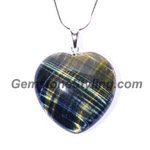 Natural Blue Tiger Eye Crystal