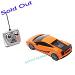 Sold Out Official Licensed Lamborghini Superleggera 1:18th Scale Radio Control Racing Orange Car XQRC18-5 Toy Gift - Re-chargeable Battery