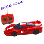 Sold Out Official Licensed Ferrari FXX Radio Control 1:18 Racing Red Car XQ063 Toy Gift - Rechargeable Battery