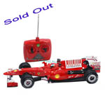 Sold Out Official Licensed Ferrari F10 Radio Control 1: 18th Scale Racing Remote Control Car Toy Gift-XQRC18-10 Re-chargeable Battery