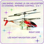 Apple iphone/ipad RC iHelicopter